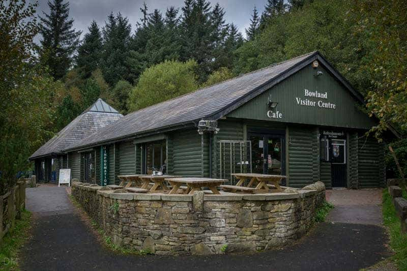 Bowland Visitor Centre at Beacon Fell Country Park