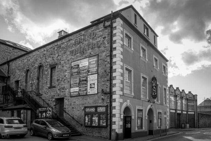 Grand Theatre Lancaster