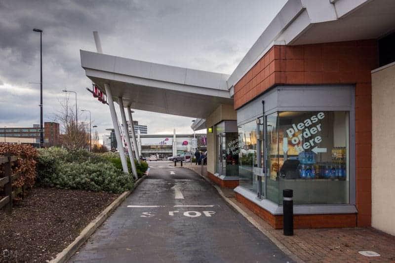 KFC, Castlemore Retail Park, Chester Road, Trafford, Manchester