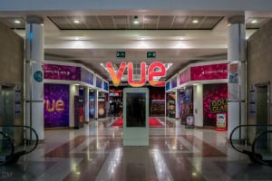 Vue Lowry Manchester