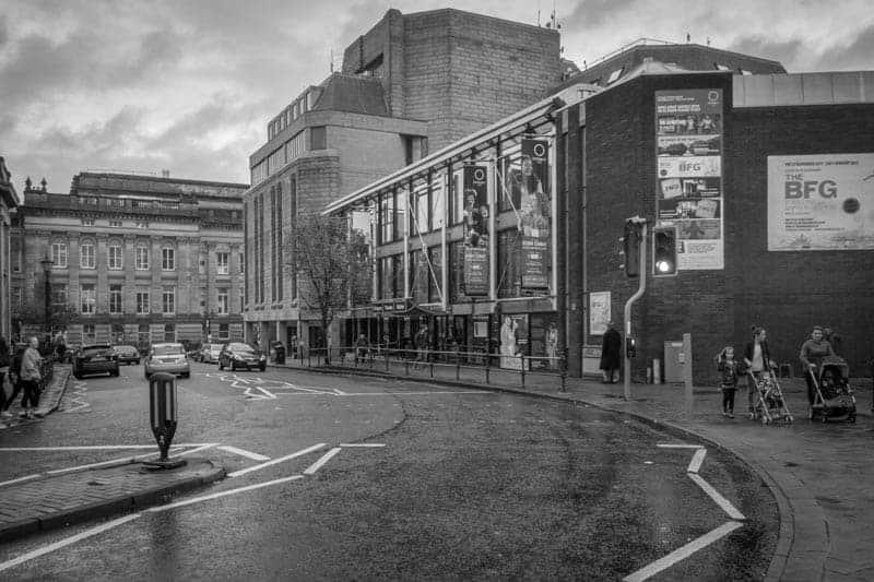 Octagon Theatre, Bolton