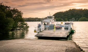 Ferry Nab, Windermere Ferry