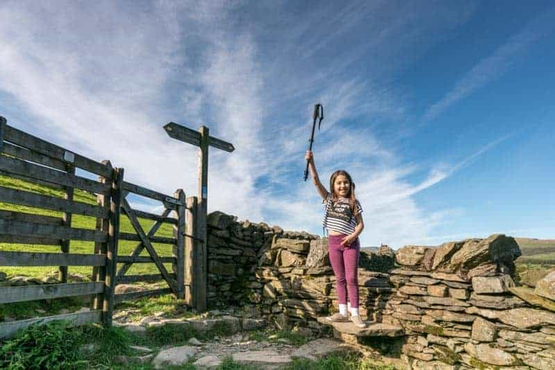 Stile, Orrest Head walk