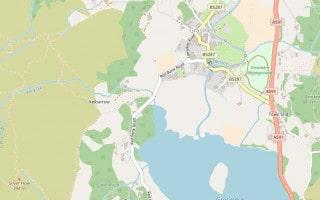 Grasmere map