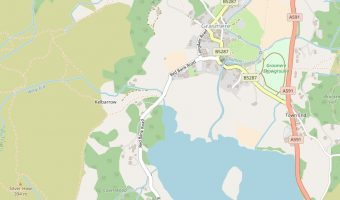 Grasmere map
