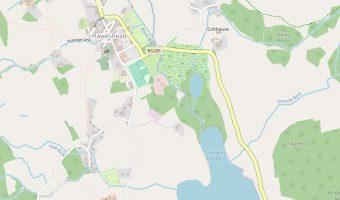 Hawkshead map