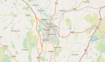 Kendal map