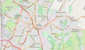 Oldham map