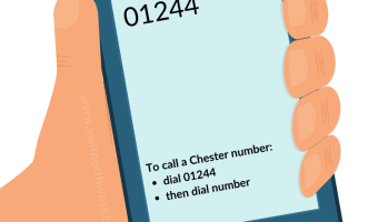 01244 Area Code - Chester Dialling Code