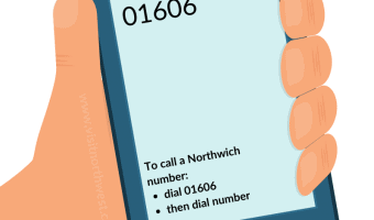 01606 Area Code - Northwich Dialling Code