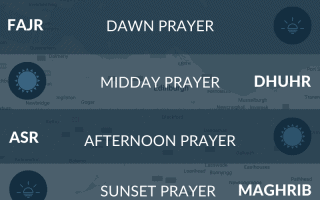 Prayer times for Edinburgh, Scotland. Namaz, asr, isha, fajr, maghrib, salah times.