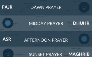 Luton prayer times. Salah, maghrib, fajr, namaz, asr, isha times.