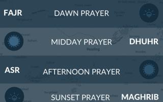 Prayer times Reading, Berkshire. Muslim prayer times - namaz, fajr, salah, asr, maghrib times for Reading, UK.