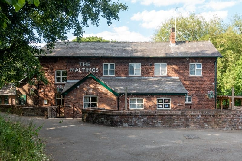 The Maltings Pub, Bewsey Park, Warrington