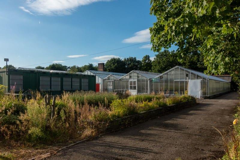 Wythenshawe Horticultural Centre