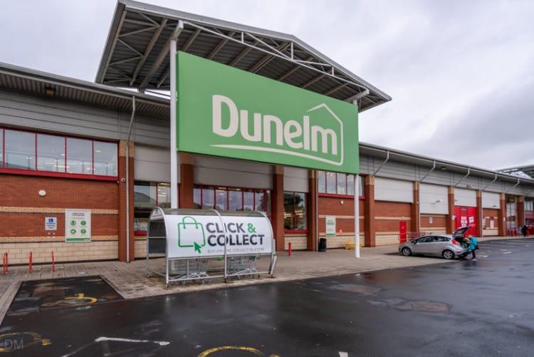 Dunelm, Blackburn
