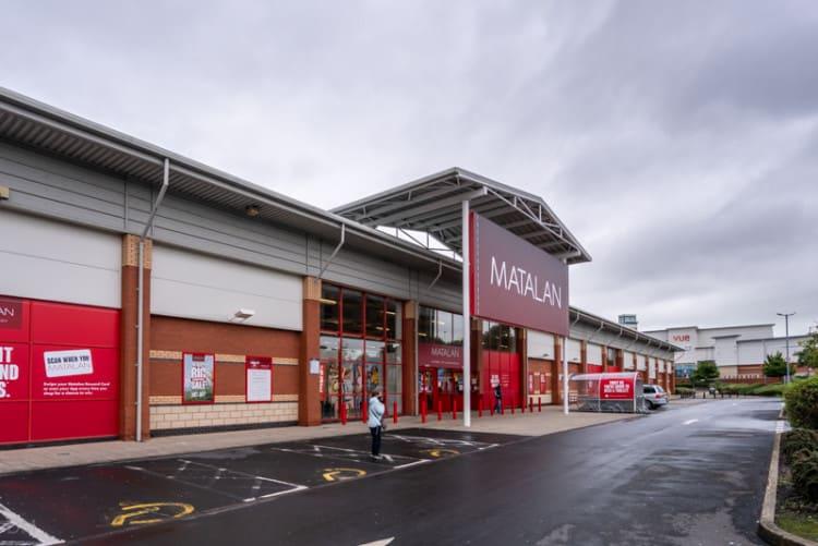 Matalan, Peel Centre, Blackburn