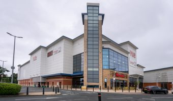 Peel Centre, Blackburn