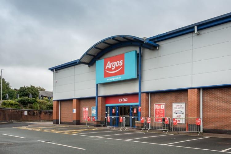 Argos at Townsmoor Retail Park