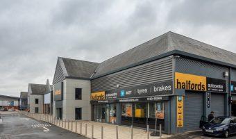 Blackburn Retail Park