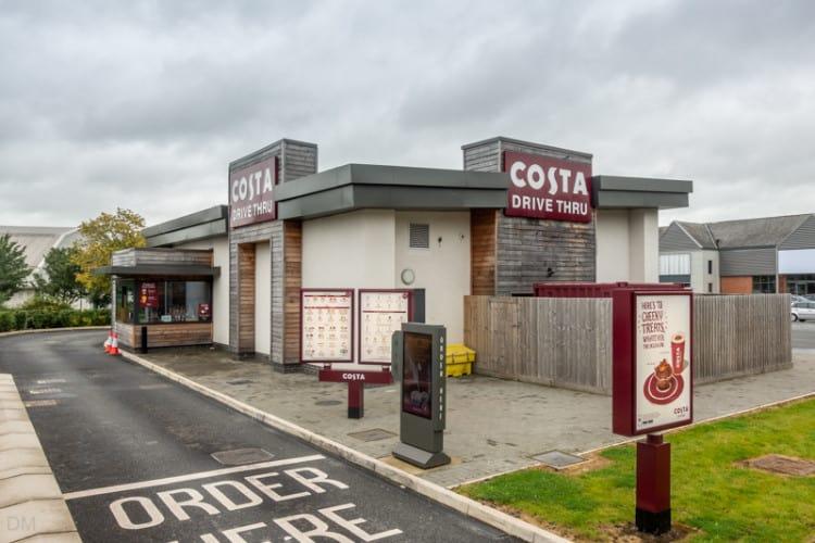 Costa, Blackburn, Lancashire