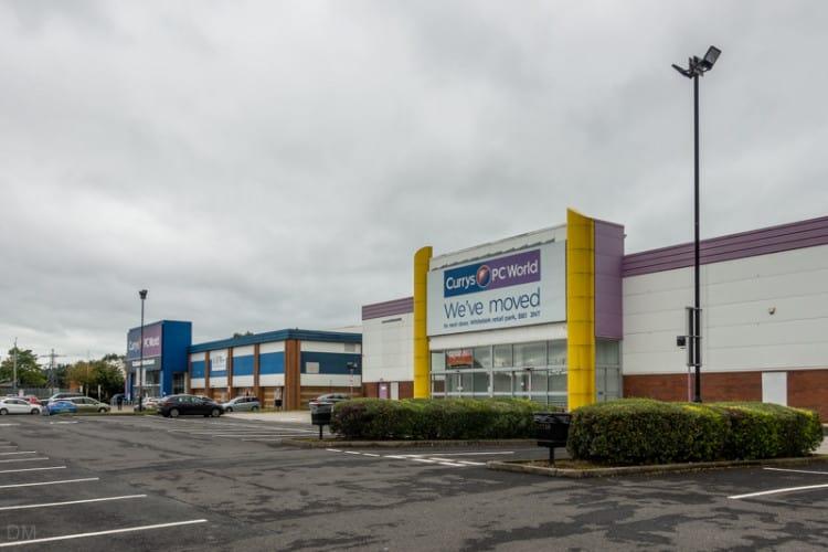 Currys PC World, Hyndburn Retail Park, Blackburn