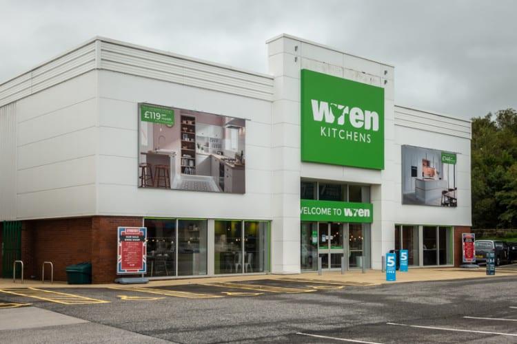 Wren Kitchens, Hyndburn Retail Park, Blackburn