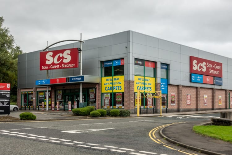 SCS, Blackburn