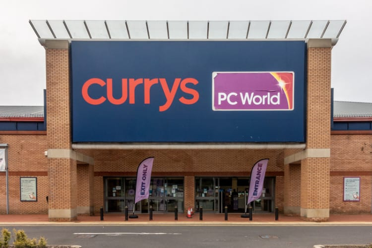 Currys PC World, Capitol Centre, Walton-le-Dale