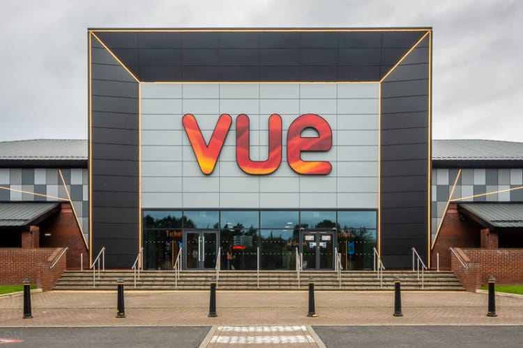 Vue Cinema Preston, Capitol Centre