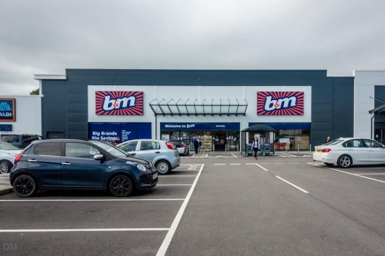 B&M, Fulwood, Preston