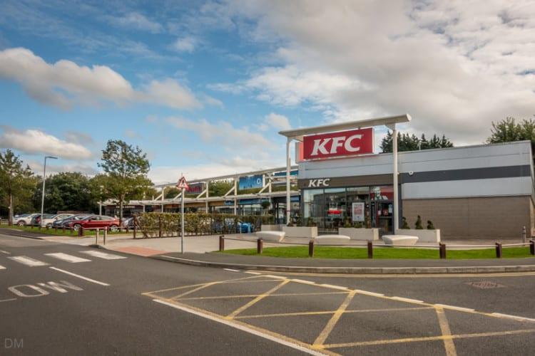 KFC, Deepdale, Preston