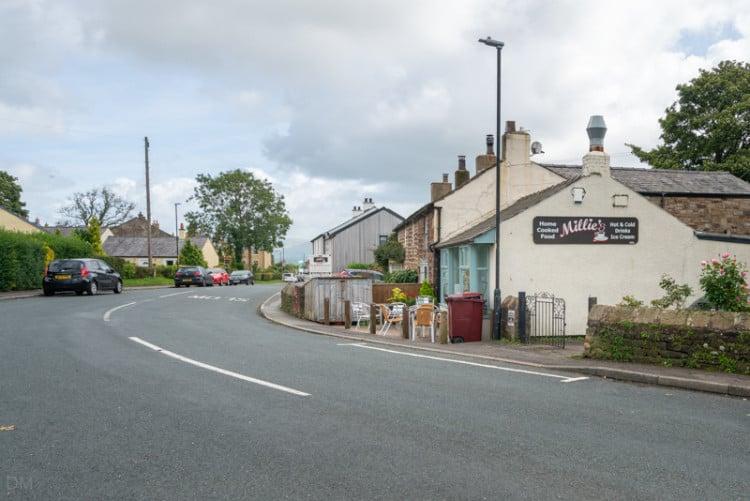 B6243, Whalley Road, Hurst Green