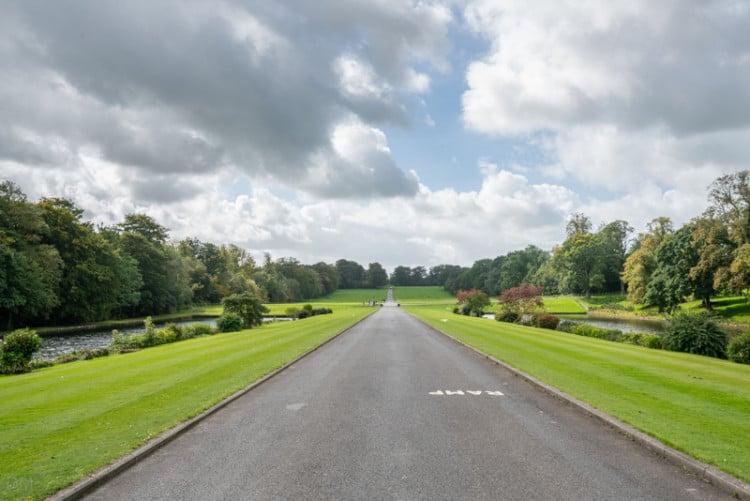 Grounds of Stonyhurst College