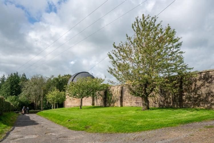 Stonyhurst Observatory at Stonyhurst College