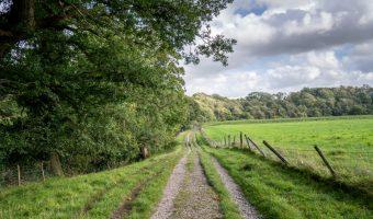 Tolkien Trail, Hurst Green Walk, Lancashire