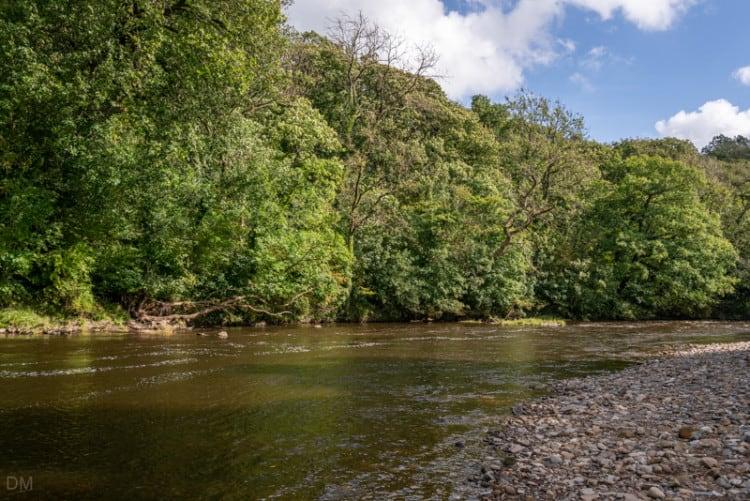 River Hodder, Lancashire