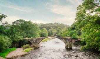 Cromwell's Bridge, Ribble Valley