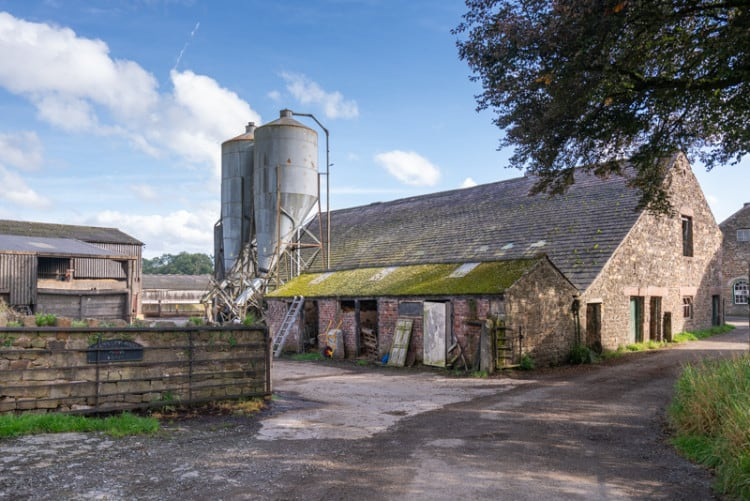 Winckley Hall Farm