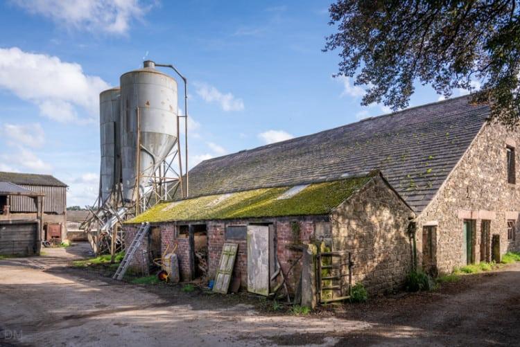 Winckley Hall Farm, Stonyhurst