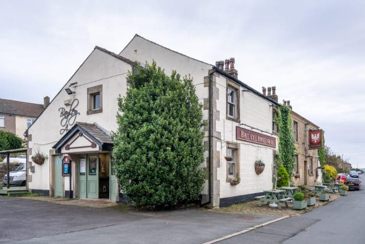 Bayley Arms Hotel, Hurst Green, Lancashire