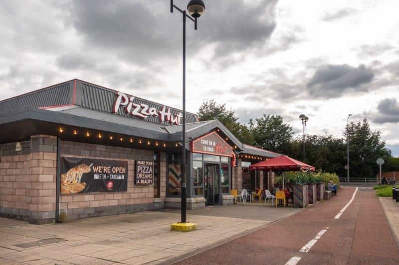 Pizza Hut, Wigan