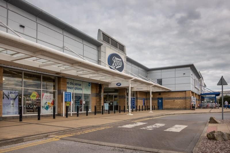 Boots at Robin Retail Park