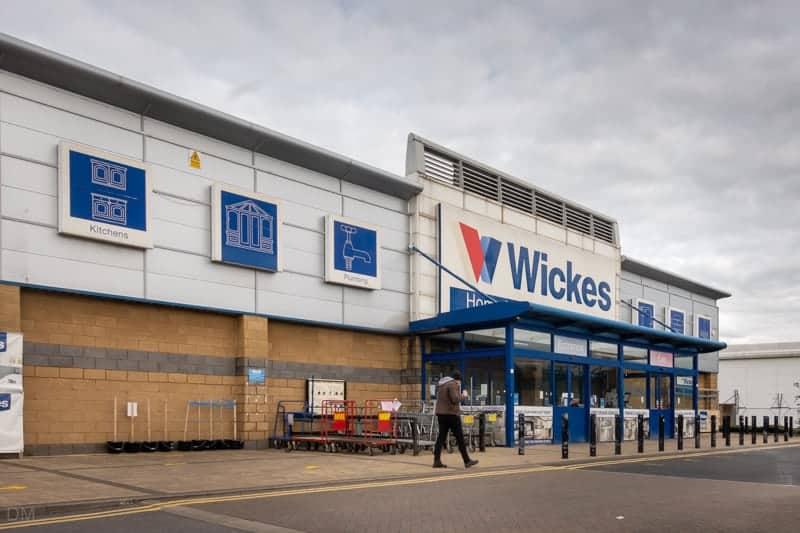 Wickes, Wigan