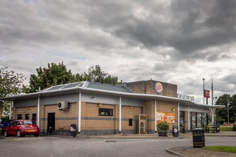 Burger King at Robin Retail Park
