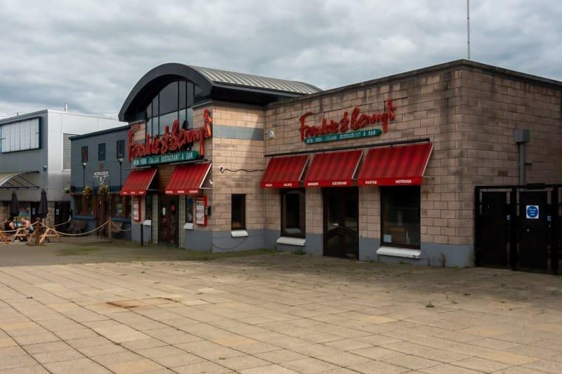 Frankie & Benny's at Robin Park, Wigan