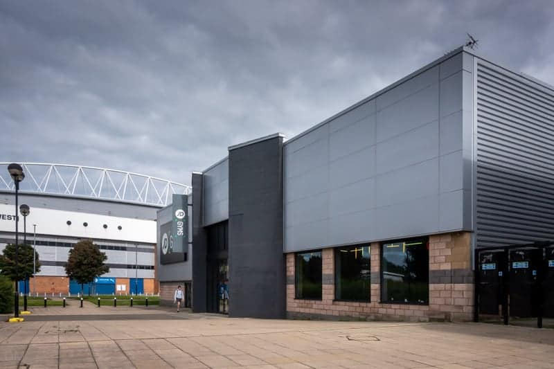 JD Gyms Wigan