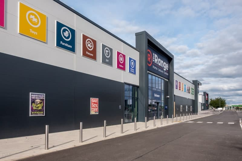The Range, Leigh, Greater Manchester