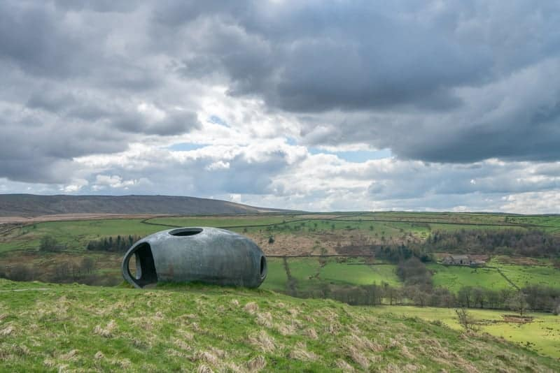 The Atom, Panopticon, Pendle, Lancashire