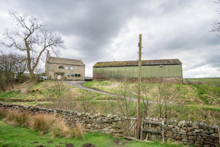 Pearson Lee Farm, Wycoller